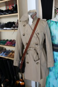 Damen Trenchcoat Burberry